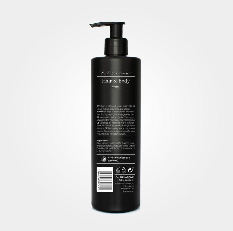 Nordic Consciousness Shampoo från Dharmazone